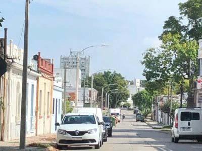 Uruguay Street Lighting Project